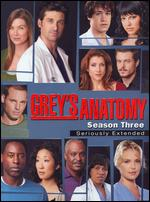 Grey's Anatomy: The Complete Third Season [Seriously Extended] [7 Discs] -