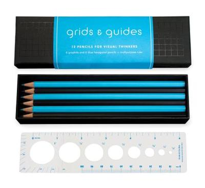 Grids & Guides: 12 Pencils for Visual Thinkers - Princeton Architectural Press
