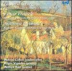 Grieg, Franck, Dvorák: Sonatas for Violoncello and Piano