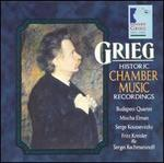 Grieg: Historic Chamber Music Recordings