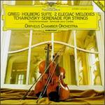 Grieg: Holberg Suite; 2 Elegiac Melodies; Tchaikovsky: Serenade for Strings