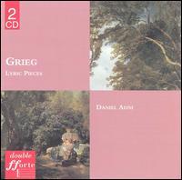 Grieg: Lyric Pieces - Daniel Adni (piano)