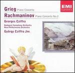 Grieg: Piano Concerto; Rachmaninov: Piano Concerto No. 2