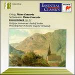 Grieg: Piano Concerto; Schumann: Piano Concerto; Konzertstück