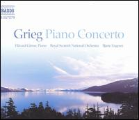 Grieg: Piano Concerto; Symphonic Dances  - Havard Gimse (piano); Royal Scottish National Orchestra; Bjarte Engeset (conductor)
