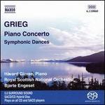 Grieg: Piano Concerto; Symphonic Dances