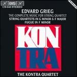Grieg: The Complete Music for String Quartet