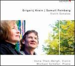 Grigorij Krein, Samuil Feinberg: Violin Sonatas