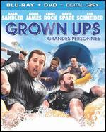 Grown Ups [2 Discs] [Blu-ray/DVD] [Includes Digital Copy]
