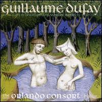 Guillaume Dufay: Lament for Constantinople - Angus Smith (tenor); Donald Greig (baritone); Mark Dobell (tenor); Matthew Venner (counter tenor); Orlando Consort
