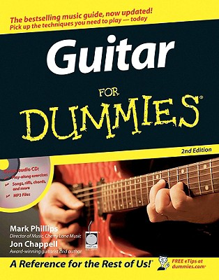 Guitar for Dummies - Phillips, Mark, and Chappell, Jon