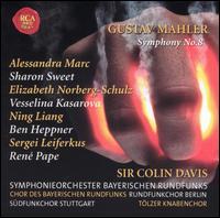 Gustav Mahler: Symphony No. 8 - Alessandra Marc (soprano); Ben Heppner (tenor); Elizabeth Norberg-Schulz (soprano); Ning Liang (alto); René Pape (baritone);...
