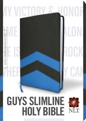 Guys Slimline Bible-NLT - Tyndale (Producer)