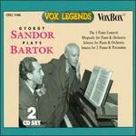 Gyorgy Sandor Plays Bartók