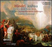 Händel: Joshua - Anna Dennis (soprano); Joachim Duske (tenor); Kenneth Tarver (tenor); Renata Pokupic (mezzo-soprano);...