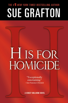 H Is for Homicide - Grafton, Sue