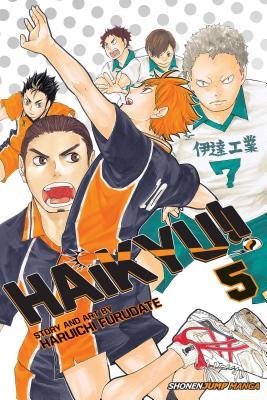 Haikyu!!, Vol. 5, Volume 5 - Furudate, Haruichi