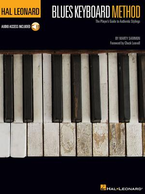 Hal Leonard Blues Keyboard Method: Foreword by Chuck Leavell - Sammon, Marty