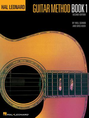 Hal Leonard Guitar Method Book 1: Book Only - Schmid, Will, and Koch, Greg
