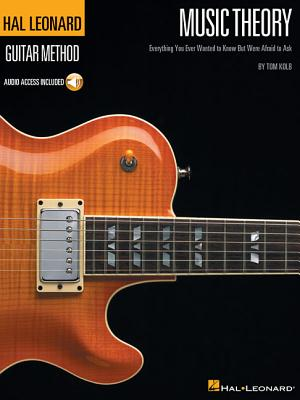 Hal Leonard Guitar Method: Music Theory (Book/Online Audio) - Kolb, Tom