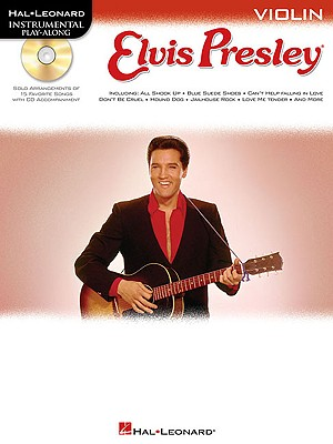 Hal Leonard Instrumental Play-Along: Elvis Presley (Violin) -