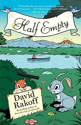 Half Empty - Rakoff, David