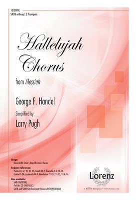 Hallelujah Chorus - Handel, G F (Composer), and Pugh, Larry (Editor)