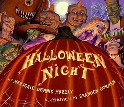 Halloween Night - Murray, Marjorie Dennis