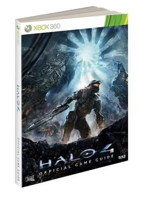 Halo 4: Prima Official Game Guide - Hodgson, David, and Major League Gaming