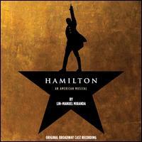 Hamilton: An American Musical [Original Broadway Cast Recording] [4 LP Box Set] - Lin-Manuel Miranda