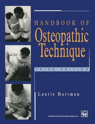 Handbook of Osteopathic Technique - Hartman, Laurie S.