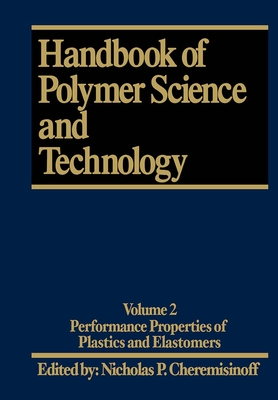 Handbook of Polymer Science and Technology - Cheremisinoff, Nicholas P, PH.D.