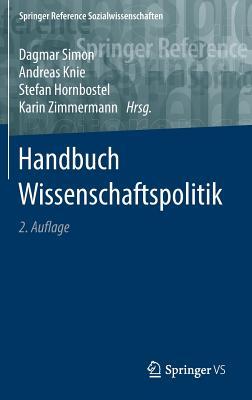 Handbuch Wissenschaftspolitik - Simon, Dagmar (Editor)