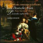 Handel: 9 Deutsche Arien; Telemann: Pastorella vagha bella