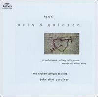 Handel: Acis & Galatea - Anthony Rolfe Johnson (vocals); Martyn Hill (vocals); Norma Burrowes (vocals); Paul Elliott (vocals); Willard White (vocals);...