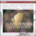 Handel: Complete Orchestral Works