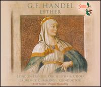 Handel: Esther - Andrew Kennedy (tenor); Angus Smith (tenor); Cecilia Osmond (soprano); Christopher Purves (bass); Christopher Watson (tenor);...
