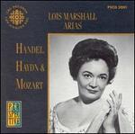 Handel, Haydn, Mozart: Arias
