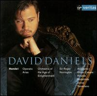 Handel: Operatic Arias - David Daniels (counter tenor); Roger Montgomery (horn); Orchestra of the Age of Enlightenment; Roger Norrington (conductor)