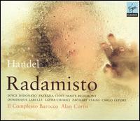 Handel: Radamisto - Carlo Lepore (bass); Dominique Labelle (soprano); Joyce DiDonato (mezzo-soprano); Laura Cherici (soprano);...