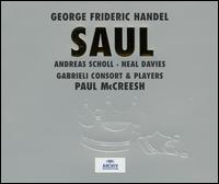 Handel: Saul - Andreas Scholl (vocals); Angus Smith (tenor); Jonathan Lemalu (vocals); Julian Clarkson (bass); Mark Padmore (vocals);...
