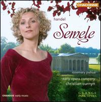 Handel: Semele - Brindley Sherratt (bass); Gail Pearson (soprano); Hilary Summers (contralto); Richard Croft (tenor);...