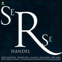 Handel: Serse (Xerxes) - Brian Asawa (counter tenor); David Thomas (bass); Dean Ely (bass baritone); Hanover Band; Jennifer Smith (soprano);...