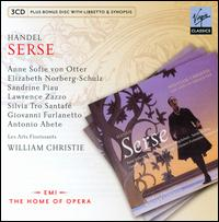 Handel: Serse - Anne Sofie von Otter (vocals); Antonio Abete (vocals); Elizabeth Norberg-Schulz (vocals); Giovanni Furlanetto (vocals);...