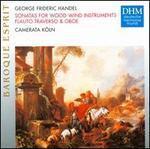 Handel: Sonatas for Wood-wind Instruments - Camerata Köln; Hans-Peter Westermann (oboe); Harald Hoeren (harpsichord); Harald Hoeren (organ); Michael McCraw (bassoon);...