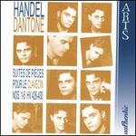 Handel: Suites de Pi�ces pour le Clavecin, Vol. 1