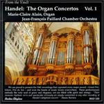 Handel: The Organ Concertos, Vol. 1