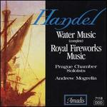 Handel: Water Music; Royal Fireworks Music