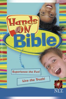 Hands on Bible-NLT-Children - Tyndale House Publishers (Creator)