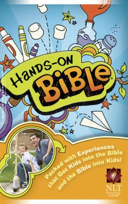 Hands-On Bible-NLT-Children - Tyndale House Publishers (Creator)